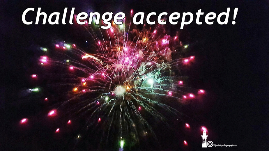 Challenge accepted 2.11.18
