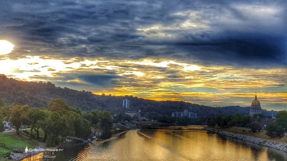 Evening On The Kanawha River