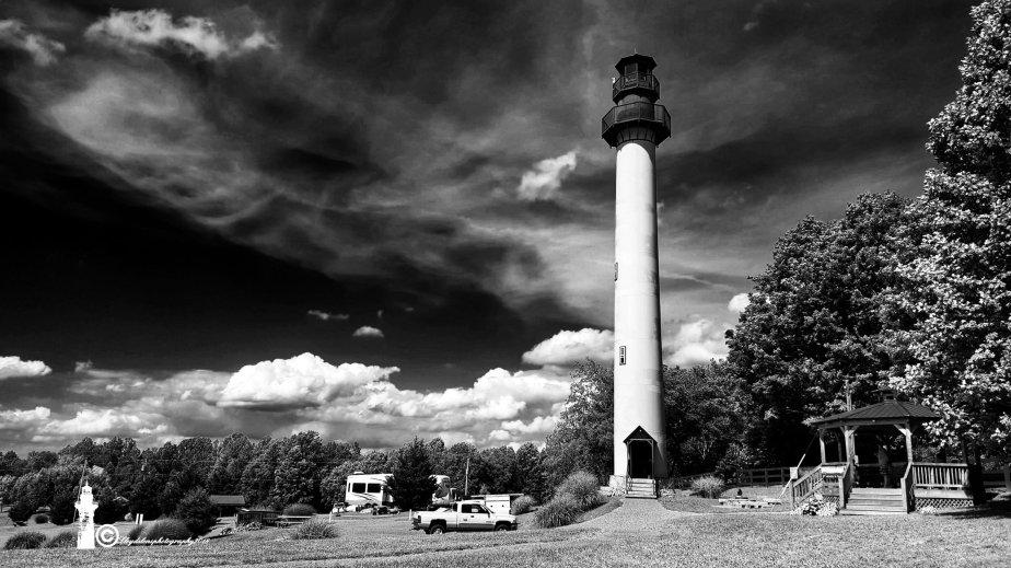 The Summerville Lighthouse