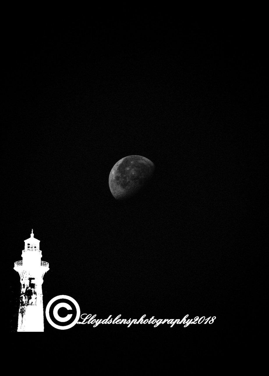 Moon Shots And A Box ofMemories..
