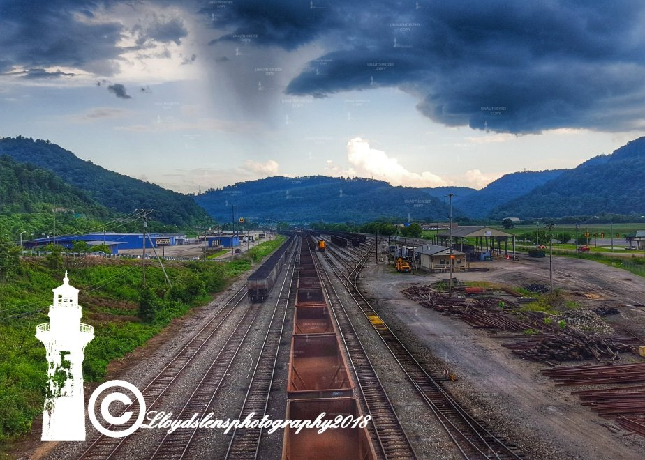 The Cheylan Railyard