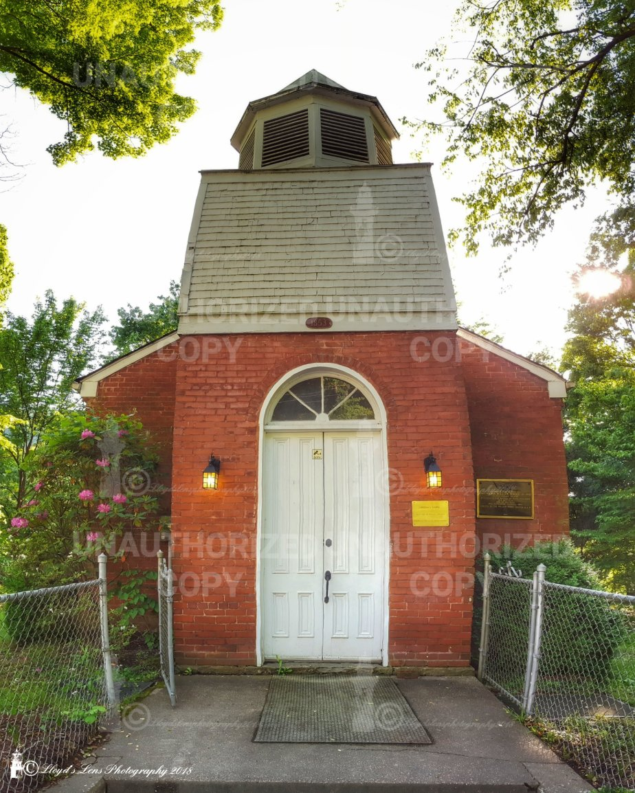 The Little Brick Church