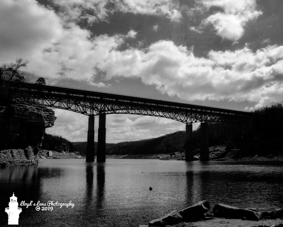 Hughes Bridge & Some Thoughts About Being On The WrongRoad
