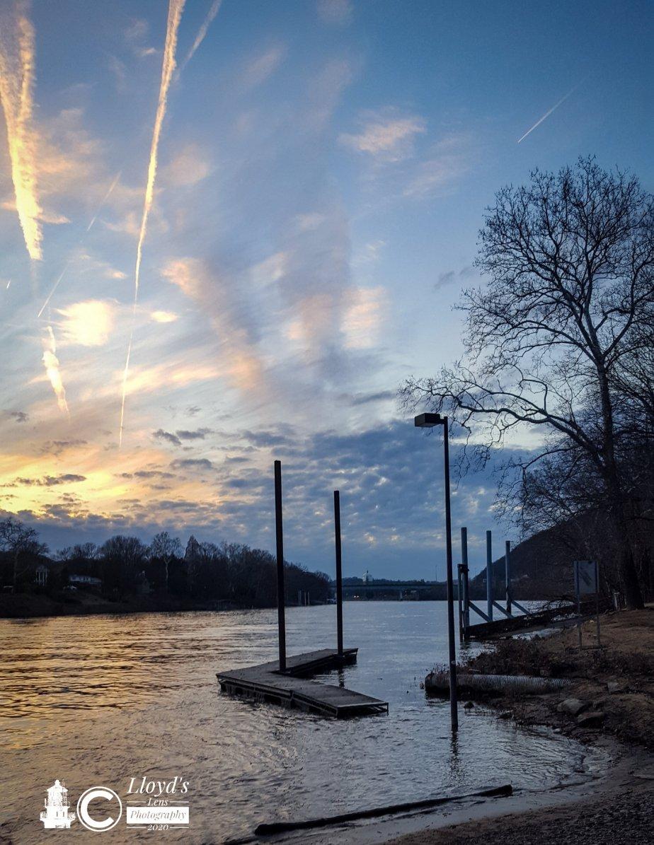 Boone Park Sunset2.17.20